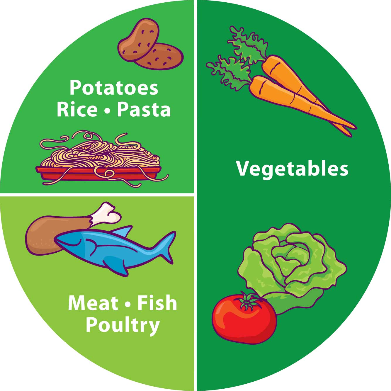Image result for healthy food plate