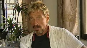 Just How Nutz Is This Nut???? Who is John McAfee? by Fayemarie Anderson Carter