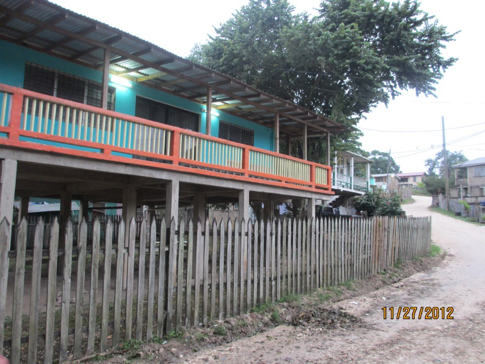 House for Rent in San Ignacio, Belize - $700.00 BZD per month (1/2)