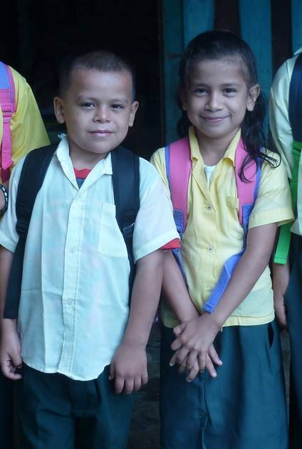 TWO Missing Belizean Children- please share with everyone.