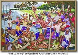 Lessons from the experiences of our Garifuna ancestors by Jerry A. Enriquez  (2/2)