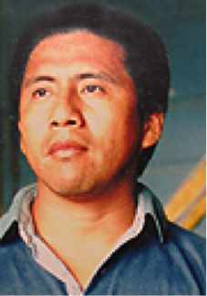 Julian Cho Mayan Leader