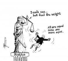 biased justice