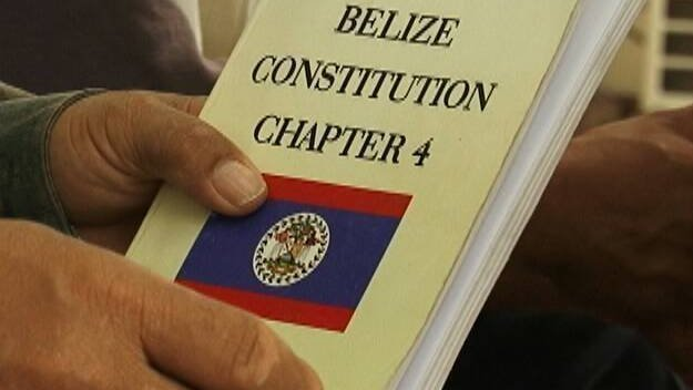 Constitution of Belize